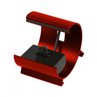 PEDEA Handy-Dockingstation 'Color-Dock' mit Ladefunktion, Artikelnummer: HI-992006